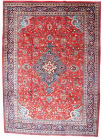 Mahal Covor 227X315 Orientale Lucrat Manual Gri Deschis/Roz Deschis (Lână, Persia/Iran)