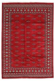 Pakistan Bukhara 2Ply Covor 174X254 Orientale Lucrat Manual Roşu/Roșu-Închis (Lână, Pakistan)