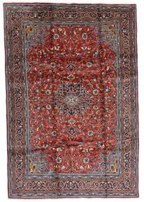 Mahal Covor 217X318 Orientale Lucrat Manual Roșu-Închis/Maro Închis (Lână, Persia/Iran)