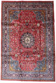 Mahal Covor 217X320 Orientale Lucrat Manual Roșu-Închis/Roşu Închis (Lână, Persia/Iran)