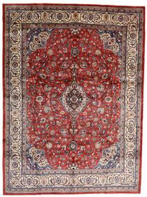 Mahal Covor 293X391 Orientale Lucrat Manual Maro Închis/Roșu-Închis Mare (Lână, Persia/Iran)
