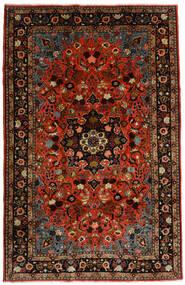 Mehraban Covor 188X290 Orientale Lucrat Manual Roșu-Închis/Ruginiu (Lână, Persia/Iran)