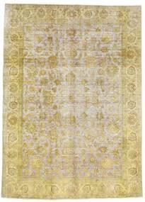 Vintage Heritage Covor 233X319 Modern Lucrat Manual Gri Deschis/Lumina Verde (Lână, Persia/Iran)