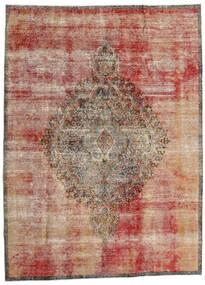 Vintage Heritage Covor 216X293 Modern Lucrat Manual Maro Deschis/Roșu-Închis (Lână, Persia/Iran)