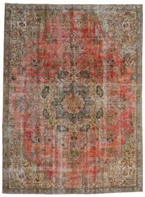 Vintage Heritage Covor 230X310 Modern Lucrat Manual Maro/Gri Deschis/Roșu-Închis (Lână, Persia/Iran)