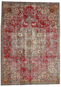 Vintage Heritage Covor 227X312 Modern Lucrat Manual Gri Închis/Gri Deschis/Roșu-Închis (Lână, Persia/Iran)