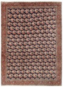 Bidjar Covor 254X343 Orientale Lucrat Manual Roșu-Închis/Maro Mare (Lână, Persia/Iran)
