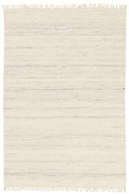 Chinara - Natural/White Covor 200X300 Modern Lucrate De Mână Bej (Lână, India)