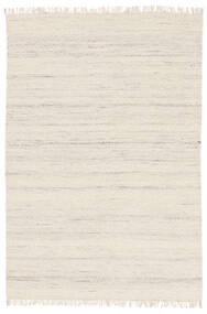Chinara - Natural/White Covor 140X200 Modern Lucrate De Mână Bej (Lână, India)