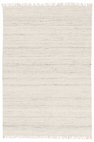 Chinara - Natural/White Covor 160X230 Modern Lucrate De Mână Bej (Lână, India)