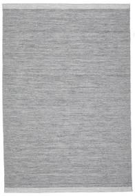 Serafina - Gri Închis Melange Covor 200X300 Modern Lucrate De Mână Gri Deschis/Albastru Deschis (Lână, India)