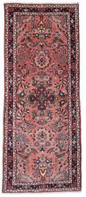 Sarouk Covor 80X193 Orientale Lucrat Manual Roșu-Închis/Albastru Închis (Lână, Persia/Iran)