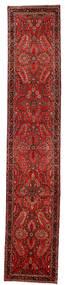 Lillian Covor 80X418 Orientale Lucrat Manual Roșu-Închis/Maro Închis/Ruginiu (Lână, Persia/Iran)
