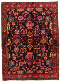 Lillian Covor 146X200 Orientale Lucrat Manual Maro Închis/Roșu-Închis (Lână, Persia/Iran)