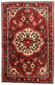 Mehraban Covor 100X168 Orientale Lucrat Manual Roșu-Închis/Maro Închis (Lână, Persia/Iran)
