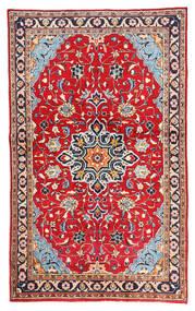 Mahal Covor 128X210 Orientale Lucrat Manual Roşu/Bej-Crem (Lână, Persia/Iran)