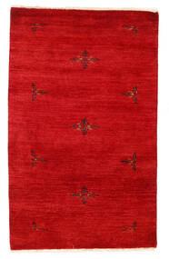 Huttan Covor 82X131 Orientale Lucrat Manual Roşu (Lână, Pakistan)