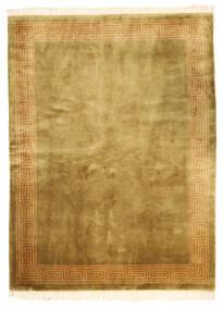 China Patină Antică Covor 168X229 Orientale Lucrat Manual Maro/Verde Oliv (Lână, China)