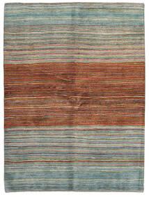 Gabbeh Persia Covor 148X198 Modern Lucrat Manual Roșu-Închis/Gri Deschis (Lână, Persia/Iran)