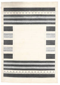 Loribaf Loom Covor 163X234 Modern Lucrat Manual (Lână, India)