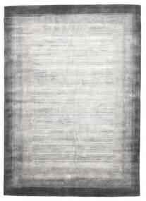 Loribaf Loom Covor 204X300 Modern Lucrat Manual Gri Deschis/Bej-Crem (Lână, India)