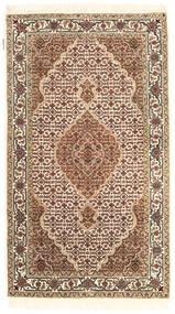 Tabriz Royal Covor 92X162 Orientale Lucrat Manual Bej/Maro ( India)