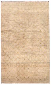 Gabbeh Persia Covor 113X186 Modern Lucrat Manual Bej/Maro Deschis (Lână, Persia/Iran)