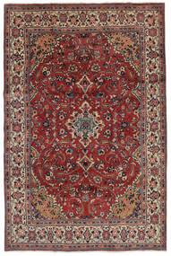 Mahal Covor 207X319 Orientale Lucrat Manual Maro Închis/Negru (Lână, Persia/Iran)