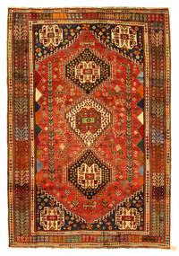 Ghashghai Covor 182X270 Orientale Lucrat Manual (Lână, Persia/Iran)