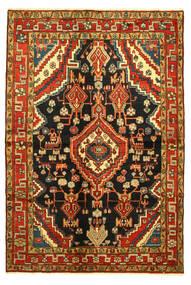 Hamadan Covor 138X203 Orientale Lucrat Manual (Lână, Persia/Iran)