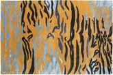 Love Tiger - Portocaliu / Gri